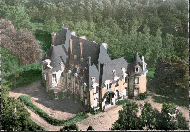 Célèbre Le château de Vitry | Vivre à Gambais OM14
